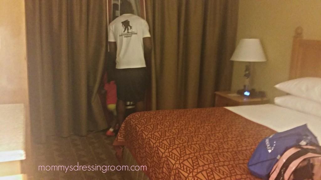 Embassy Suites Waikiki Room