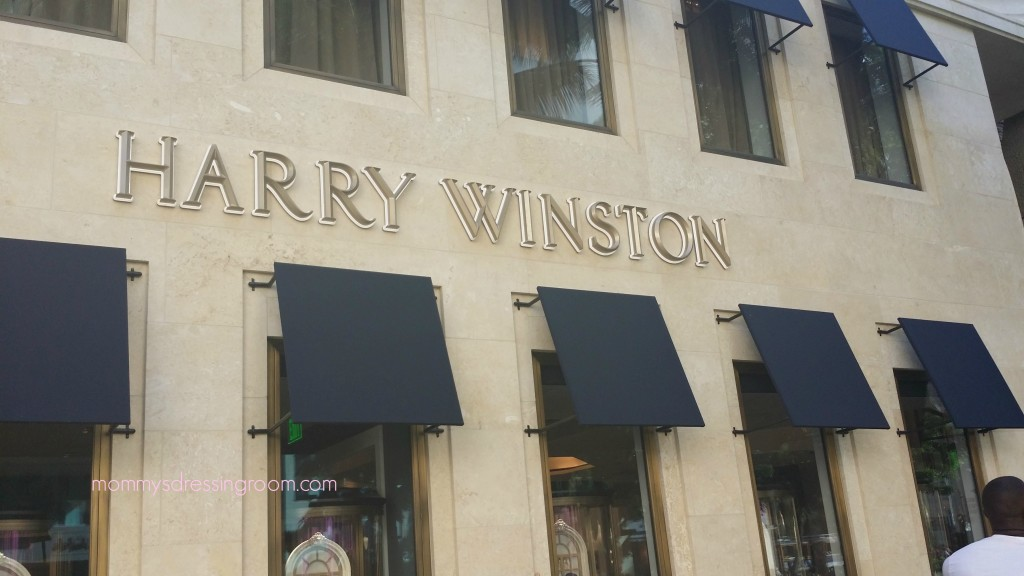 Harry Winston in Waikiki