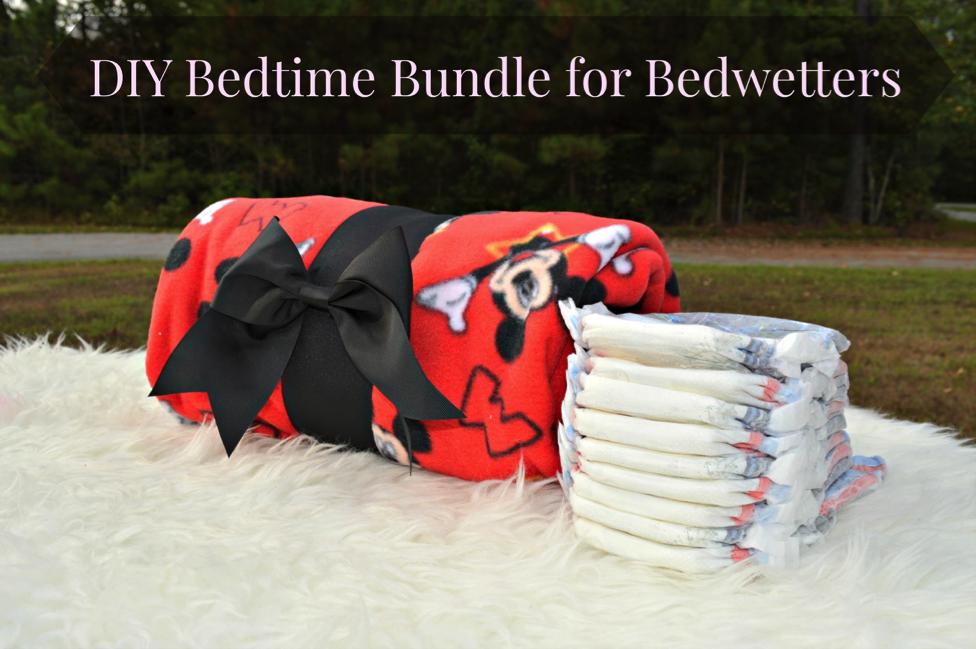 DIY Bedtime Bundle for Bedwetters