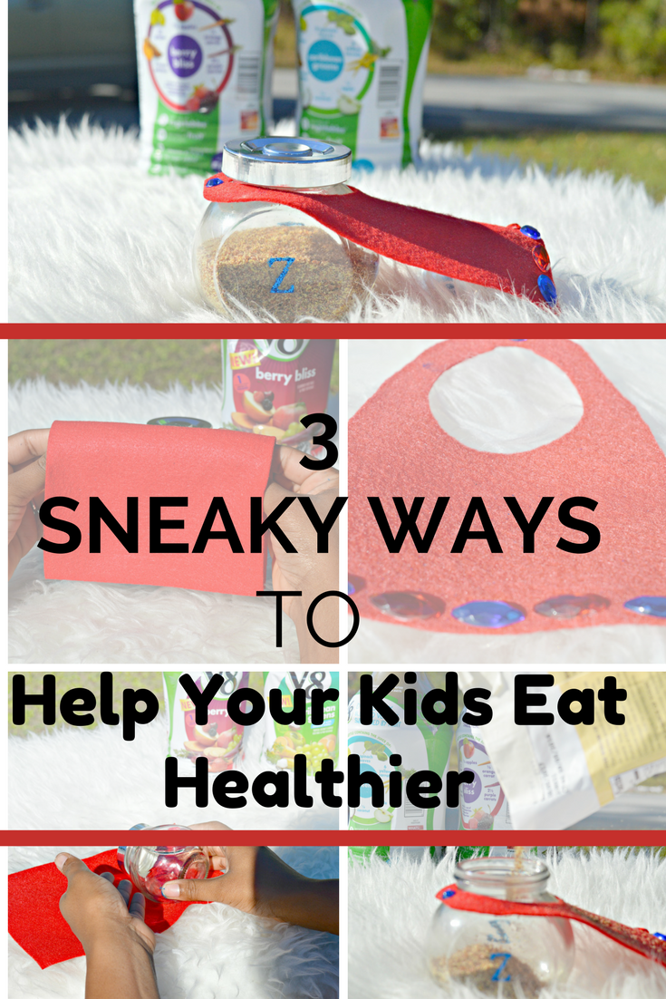 how to get kids to eat healthier