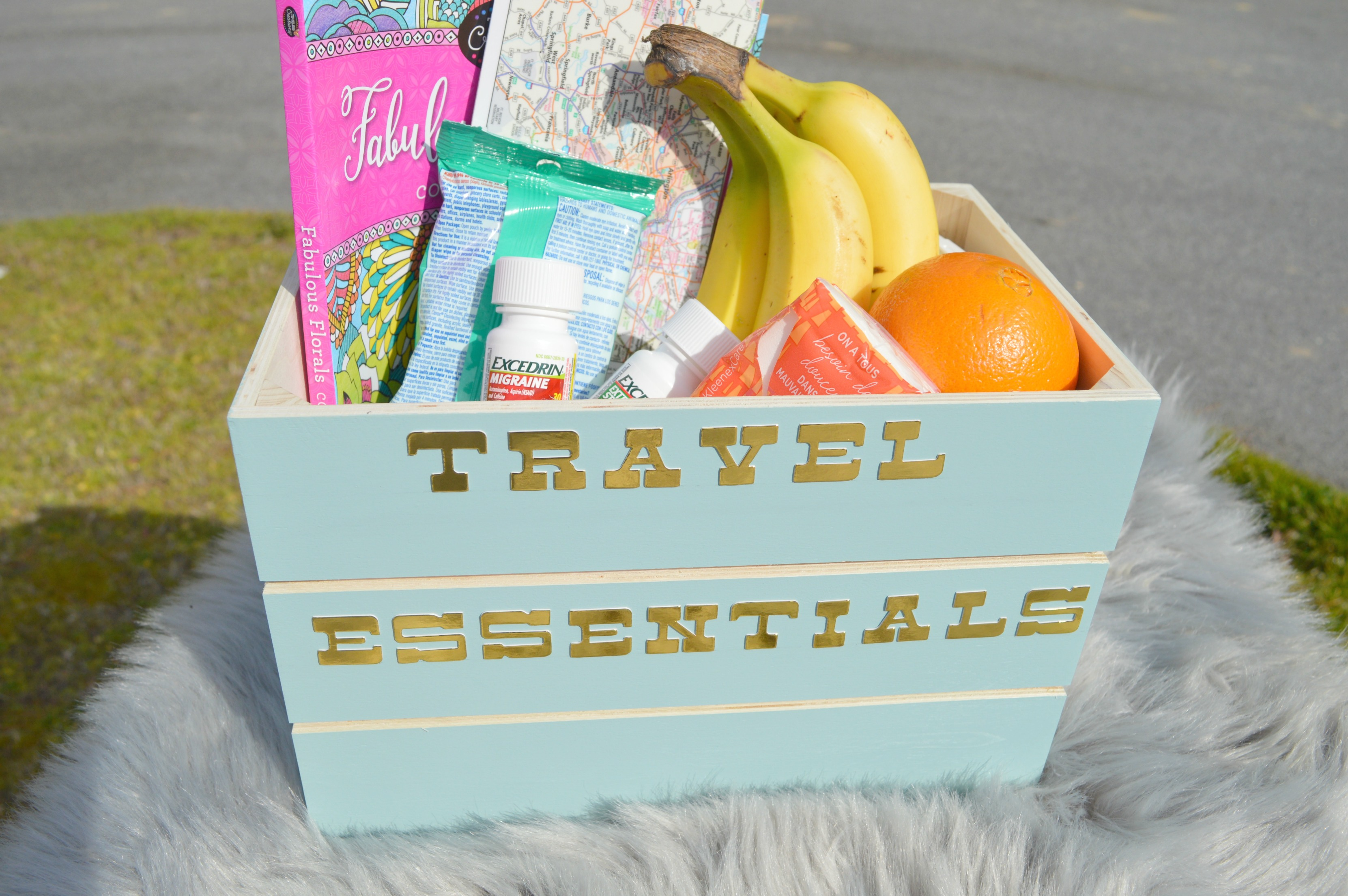 DIY Travel Box