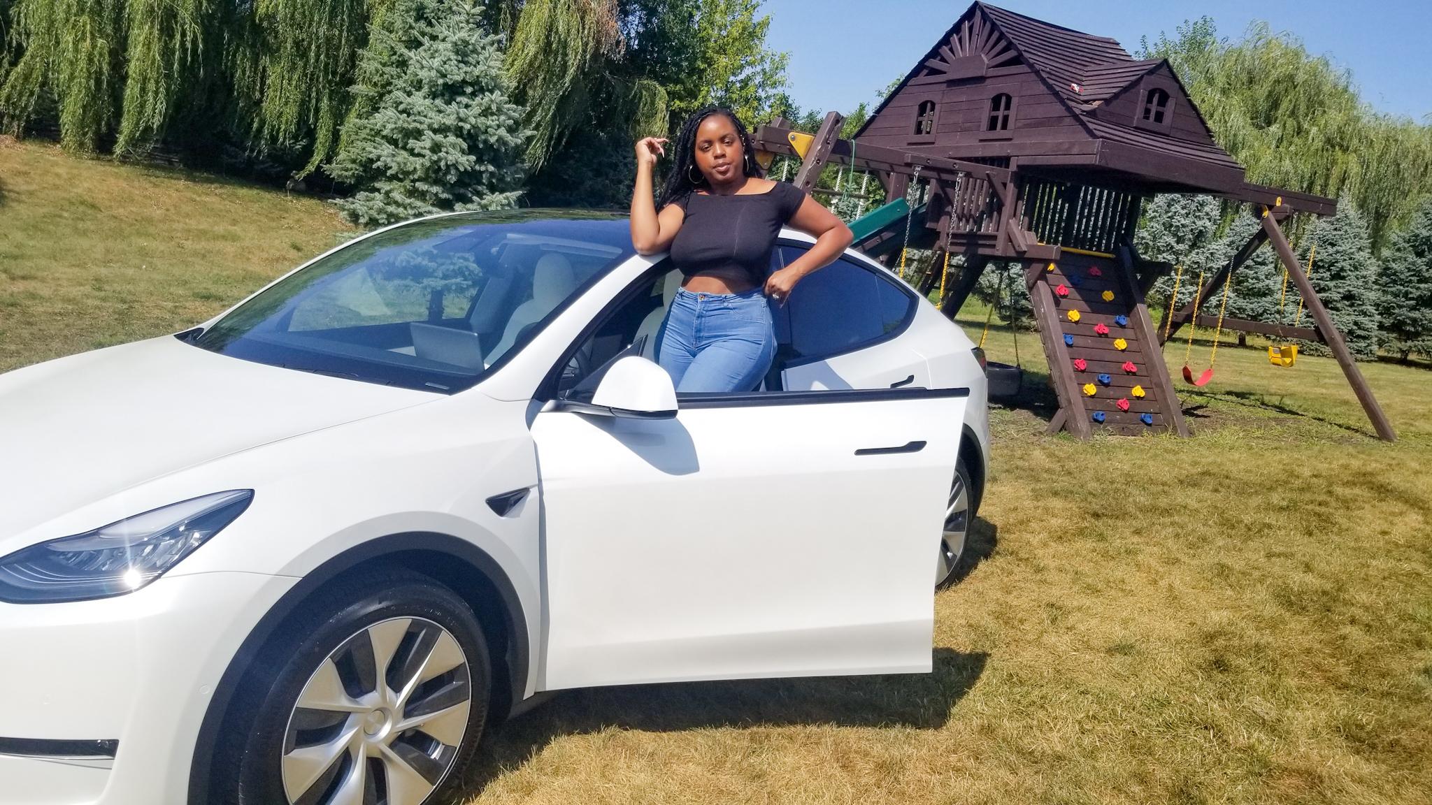 Why I Love My Tesla Model Y